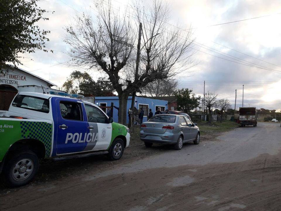 Notas policiales realizan allanamientos por un robo for Minuto uno espectaculos